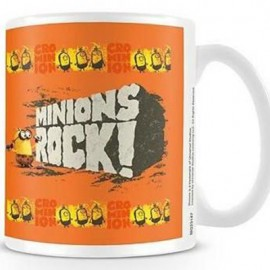 MINIONS MUG : Rock Mug
