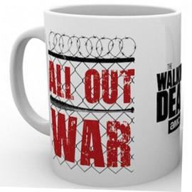 WALKING DEAD MUG : All Out War
