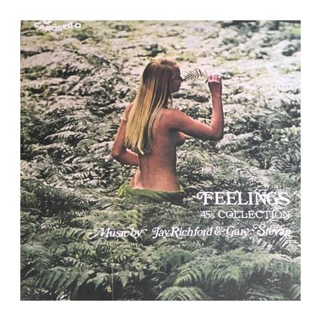 "RICHFORD Jay & STEVAN Gary : 7""EPx2 Feelings"