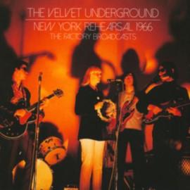 VELVET UNDERGROUND (the) : LPx2 New York Rehearsal 1966