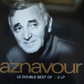 AZNAVOUR Charles : LPx2 Aznavour Le Double Best Of