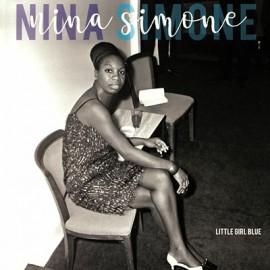 SIMONE Nina : LP Little Girl Blue (PRM006)