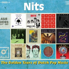 NITS : CDx2 The Golden Years Of Dutch Pop Music (A&B Sides 1977-1987)