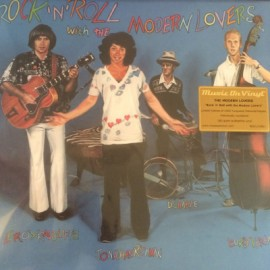 MODERN LOVERS (the) : LP Rock 'N' Roll With The Modern Lovers (colored)