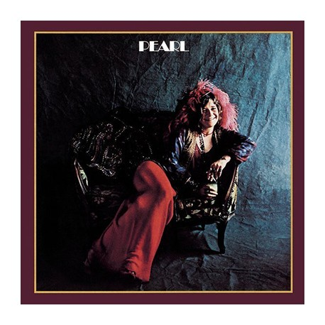 JANIS JOPLIN : LP Pearl