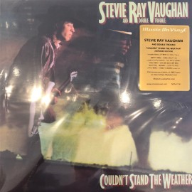 VAUGHAN Stevie Ray : LPx2 Couldn't Stand The Weather