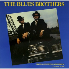 BLUES BROTHERS (the) : LP The Blues Brothers (Original Soundtrack Recording)