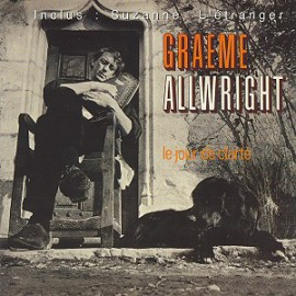 ALLWRIGHT Graeme : CD Le Jour De Clarté