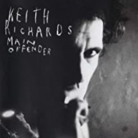 RICHARDS Keith : LP Main Offender