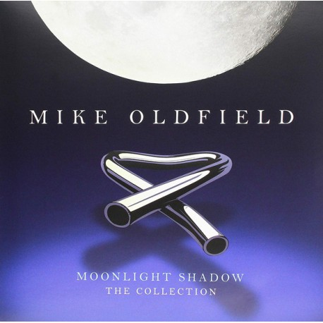 MIKE OLDFIELD : LP Moonlight Shadow : The Collection