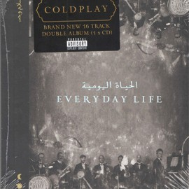 COLDPLAY : CD Everyday Life