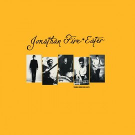 JONATHAN FIRE EATER : LP Tremble Under Boom Lights