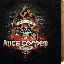 ALICE COOPER : LPx2 The Many Faces Of Alice Cooper