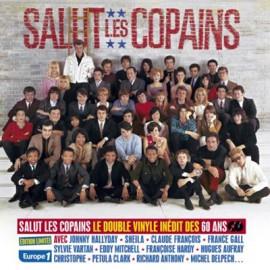 VARIOUS : LPx2 Salut Les Copains 60ème Anniversaire