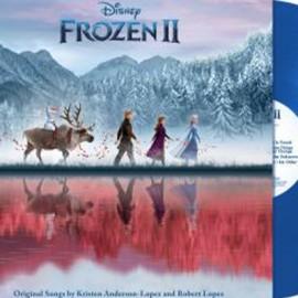 OST : LP Frozen 2 (blue)