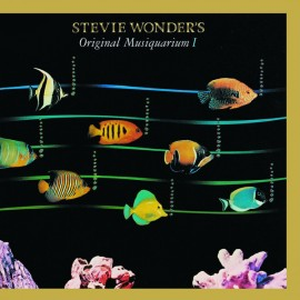 WONDER Stevie : LPx2 Original Musiquarium I