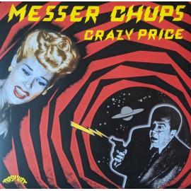 MESSER CHUPS & THE BONECOLLECTORS : LP Crazy Price
