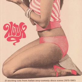 VARIOUS : LPx2 Nuda : 21 Exciting Cuts From Italian Sexy Comedy Disco Scene 1975-1981