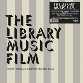 VARIOUS : LP The Library Music Film