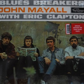 MAYALL John : LP Blues Breakers With Eric Clapton