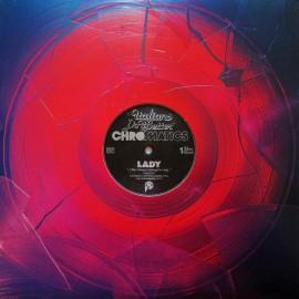 "CHROMATICS : 12""EP Lady"