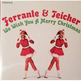 FERRANTE AND TEICHER : LP We Wish You A Merry Christmas