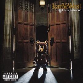 WEST Kanye : LPx2 Late Registration