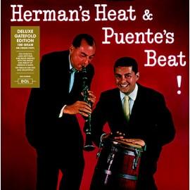 HERMAN Woody / PUENTE Tito : LP Herman's Heat & Puente's Beat