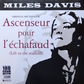 MILES DAVIS : LP Ascenseur Pour L'Échafaud (Lift To The Scaffold)