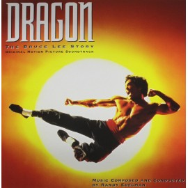 EDELMAN Randy : LP Dragon : The Bruce Lee Story