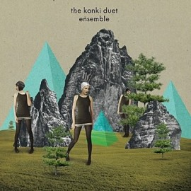 SPLIT LP SUZANNE THE MAN / KONKI DUET (the)