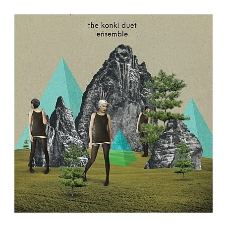 SPLIT LP SUZANNE THE MAN / KONKI DUET (the)