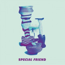 "SPECIAL FRIEND : 10""EP Special Friend"