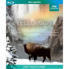 BBC EARTH : BLU-RAY YELLOWSTONE