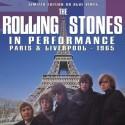ROLLING STONES (the) : LP In Performance - Paris & Liverpool 1965