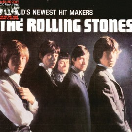 ROLLING STONES (the) : LP The Rolling Stones (England's Newest Hit Makers)
