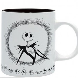 ETRANGE NOEL DE MR JACK (l') MUG : Jack (Black Coloured Inner)