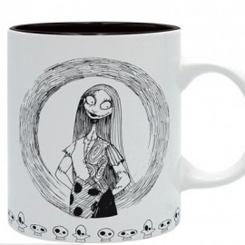 ETRANGE NOEL DE MR JACK (l') MUG : Sally (Black Coloured Inner)