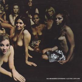 JIMI HENDRIX : LPx2 Electric Ladyland (original sleeve)