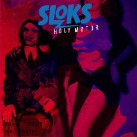 SLOKS : LP+CD Holy Motor