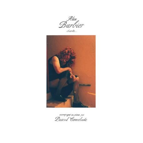 """COMELADE Pascal / BARBIER Alex : 10""""EP Alex Barbier Chante..."""