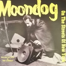 MOONDOG : LP On The Streets Of New York