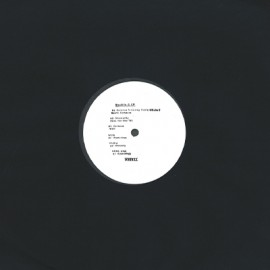 "GHOSTWHIP / GARNEAU : 12""EP Double G Ep"