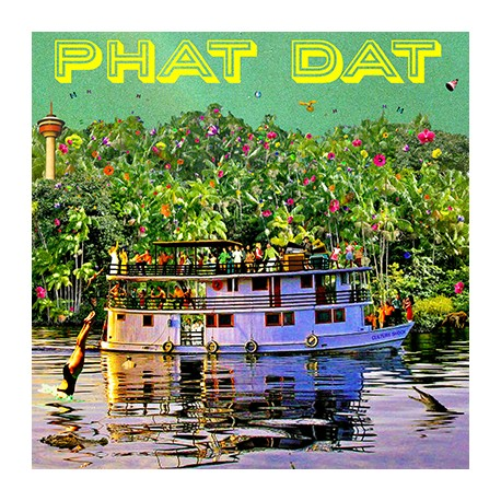 "PHAT DAT : 12""EP Culture Shock"