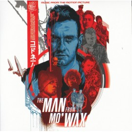 OST : CD The Man From Mo' Wax (Music From The Motion Picture)
