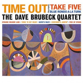 BRUBECK Dave : LP Time Out (Gatefold)