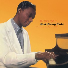NAT KING COLE : LP The Piano Style Of Nat 'King' Cole