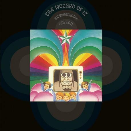 GARSON Mort : LP The Wozard Of Iz – An Electronic Odyssey