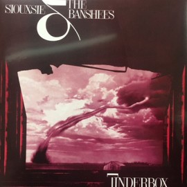 SIOUXSIE AND THE BANSHEES : LP Tinderbox
