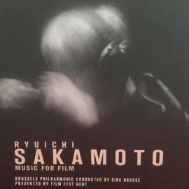 SAKAMOTO Ryuichi : LPx2 Music For Film